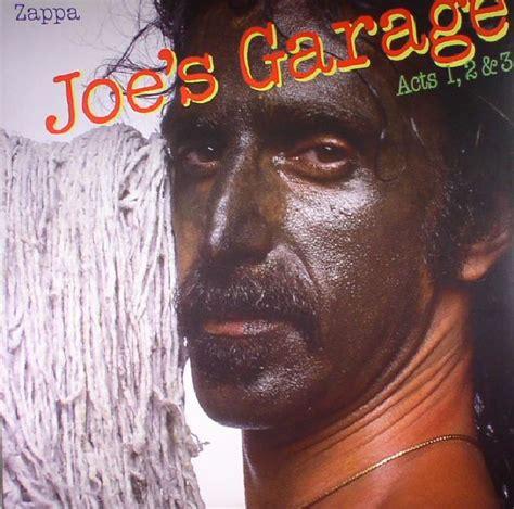 Joes Garage by Frank Zappa Joe S Garage Acts 1 2 3 Reissue Vinyl At