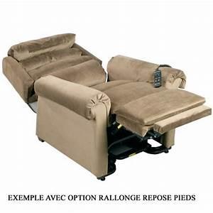 Repose Pied Salon : fauteuil releveur de relaxation lit 2 moteurs sp cial taille grande et forte garanti 10 ans ~ Teatrodelosmanantiales.com Idées de Décoration