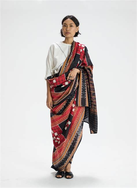 Different Drapes Of Saree - world saree day this project shows you the many