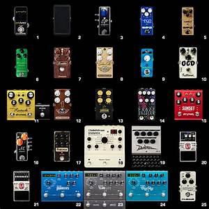 Guitar Pedal Chain Order