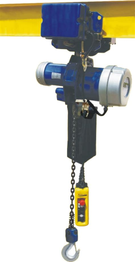 Electric Hoist Motor by China Ty60 Series Electric Chain Hoist With Motor Trolley