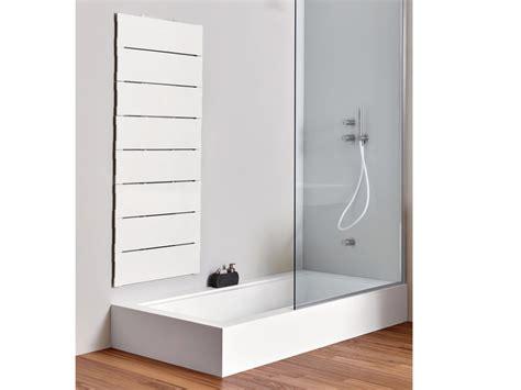 vasca in corian vasca da bagno in corian 174 con doccia da incasso unico