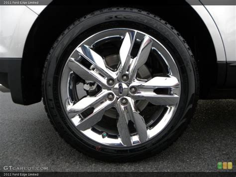 ford edge limited wheel  tire photo