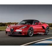 Alfa Romeo 4C Render Is De Opvolger Die We Verdienen