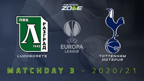 Tottenham Vs Ludogorets : Ludogorets Schedule Before The ...