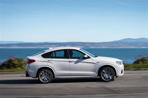 Bmw X4 Picture by 2016 Bmw X4 M40i Review Review Autocar