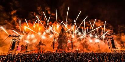 Defqon Stage Ritual Closing Mesmerizing Among Underway