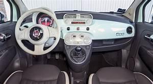 Fiat 500 Interieur : quelle fiat 500 choisir ~ Gottalentnigeria.com Avis de Voitures