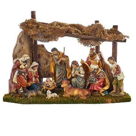 large indoor nativity sets target