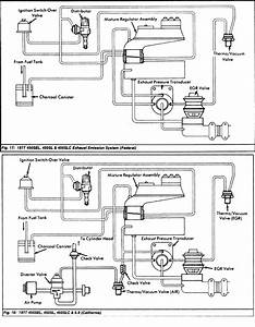 Can You Send Me The Diagram Of The Vacuum Hose System In A