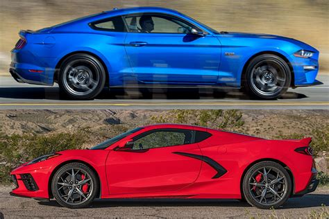 During our testing, and despite far less. 2020 Ford Mustang vs. 2020 Chevrolet Corvette: Which Is Better? - Autotrader