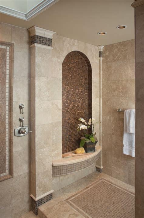 bathroom floor  shower tile images needed  brown