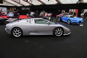 Bugatti Eb110 Prix : bugatti eb110 super sport prototype de 1993 un prototype avec des modifications sp ciales ~ Maxctalentgroup.com Avis de Voitures