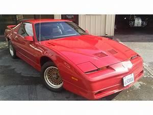 1988 Pontiac Firebird Trans Am Gta For Sale
