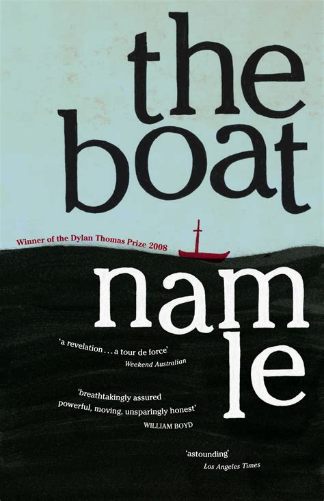 The Boat Nam Le by The Boat Penguin Books Australia