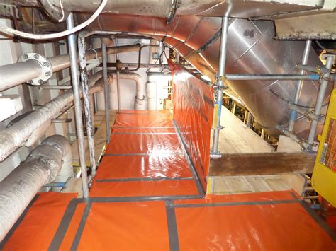 asbestos removal muehlhan group