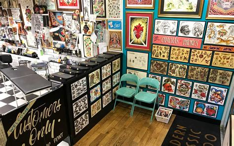 10 Tattoo Parlors Around the World That Can Give You an