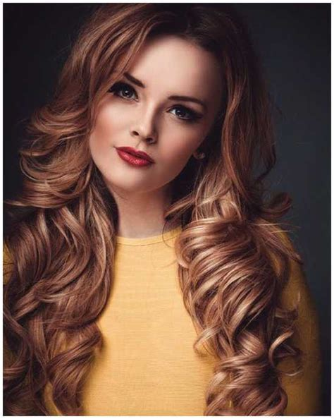 winter hair colors stunning winter hair color trends 2017 2018 hairstylesco