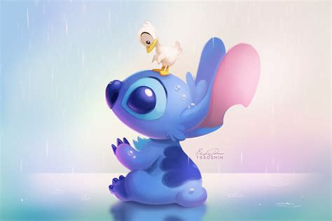 stitch hd artist  wallpapers images backgrounds
