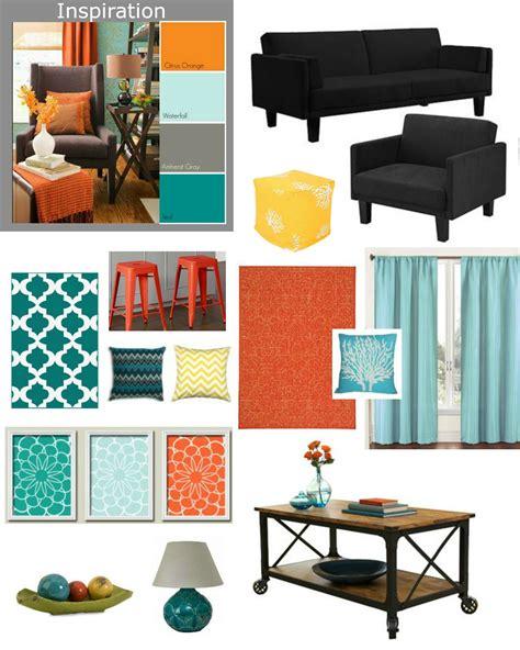 teal and orange living room decor living room table sets walmart yellow ottoman teal rug and