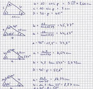 Winkel Mit Sinus Berechnen : sinus ein paar sinusaufgaben im dreieck abc sind ~ Themetempest.com Abrechnung