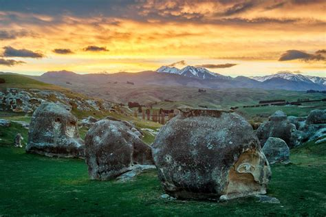 Impressions Of The South Island New Zealand