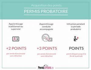Permis De Conduire Nombre De Points : point pour permis probatoire ~ Medecine-chirurgie-esthetiques.com Avis de Voitures