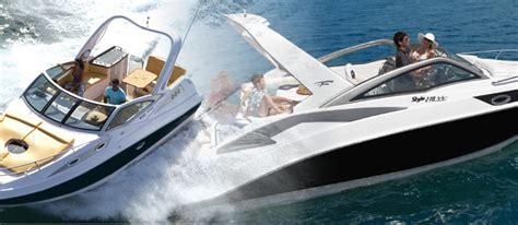 Speedboten En Sportboten by Style Sportboten Bowriders Sportcruisers Style