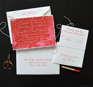 snowflakes wedding invitations mospens studio With when to send out wedding invitations for holiday weekend