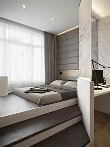25 Best Ideas About Small Modern Bedroom On Pinterest ...