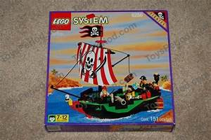 Lego 6250 Cross Bone Clipper Set Parts Inventory And