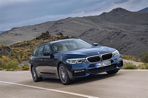 new bmw 5 series touring the fifth estate is here car magazine