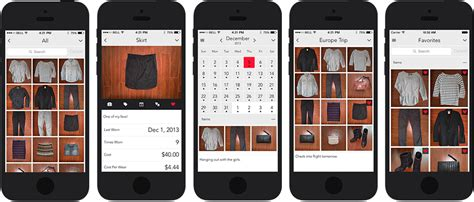 Closet Organizing App by 3 Fashion Apps That Will Make Your Easier Mainetoday