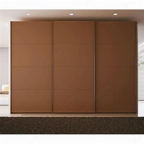 Sliding Door Wardrobe Cabinet by Sliding System For Closet Cabinet Doors Ps48 Richelieu