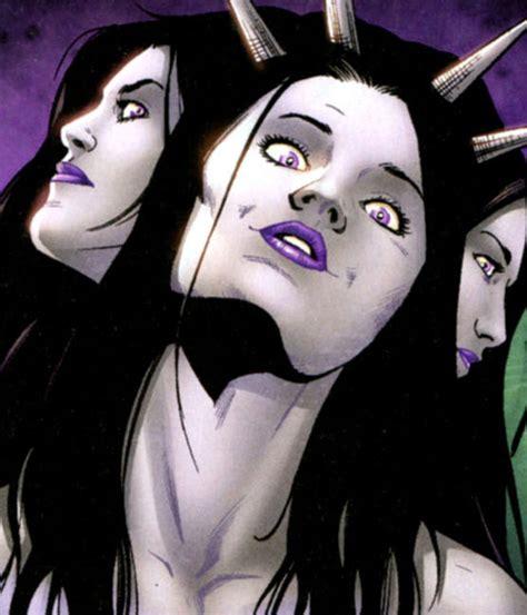 macbeth black original 100 hecate character comic vine