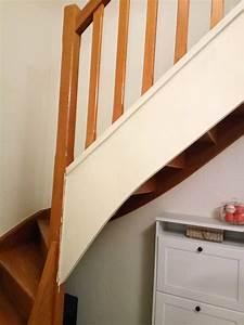 Peindre Escalier En Bois : comment repeindre facilement un escalier en bois blog ~ Dailycaller-alerts.com Idées de Décoration