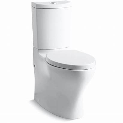 6355 Kohler Toilet Persuade Build Curv Piece