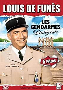 This is the world's largest online archive dedicated to the evolution of title sequence design in cinema, featuring stills and videos from title sequences of over 5,000 feature films from 1902 to 2021. Amazon.com: L'Integrale Les gendarmes (Louis de Funes) 6 ...