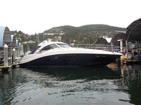 Boat Loans Vancouver Bc by 2009 Sea Ray 55 Sundancer Power Boat For Sale Www