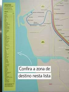 Mapa Metro Do Porto Zonas