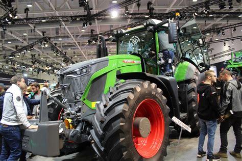 tractor fendt vario agritechnica international assigned awards