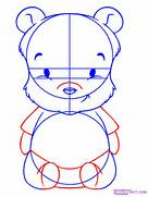How to Draw Baby Pooh  Step by Step  Disney Characters  Cartoons      How To Draw Baby Disney Characters