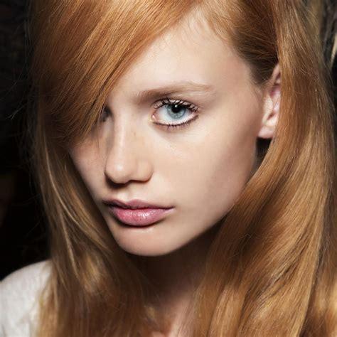 Couleur de cheveux roux cuivre u2013 Coloration des cheveux moderne