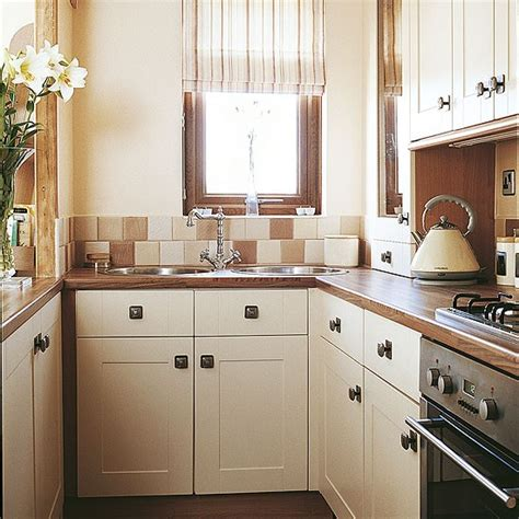 Small Countrystyle Kitchen  Kitchen Design Decorating