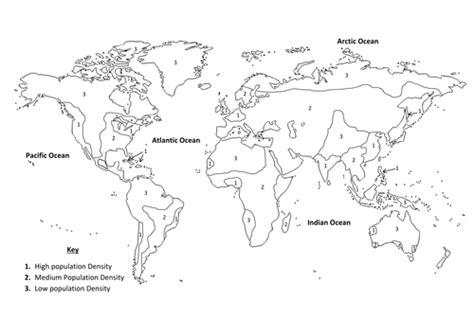 lesson  population distribution  density  jacarmenta