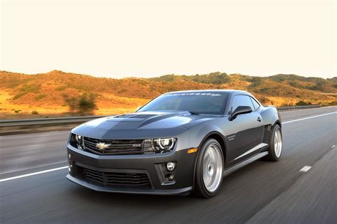 chevrolet camaro zl  exorcist  hennessey review