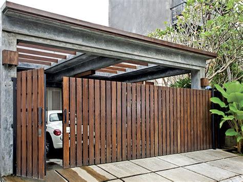 kelebihan  kekurangan berbagai material pagar rumah