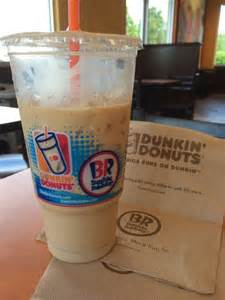 Dunkin' Donuts Large Coffee