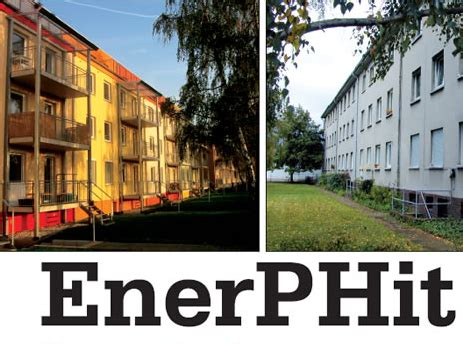 Passivhaus Institut Darmstadt by Enerphit The Passive House Approach To Retrofit