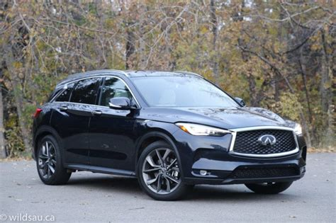 review  infiniti qx wildsauca